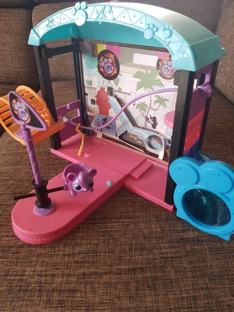 Zestaw park linowy Littles Pet Shop