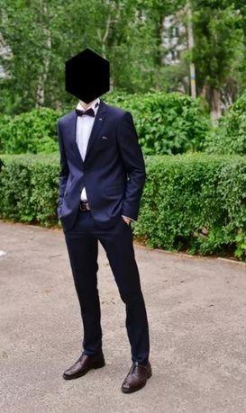 Костюм выпускной свадебный официальный деловой рубашка специально под