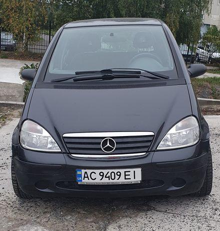 Mercedes-Benz  A 140 свіжопригнагий