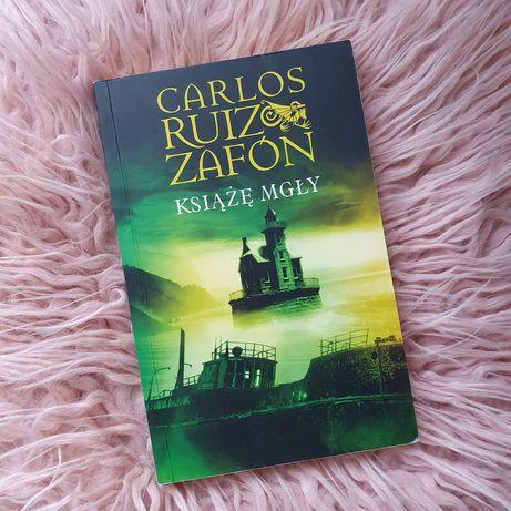 Książę mgły Carlos Ruiz Zafon Książka miękka okładka
