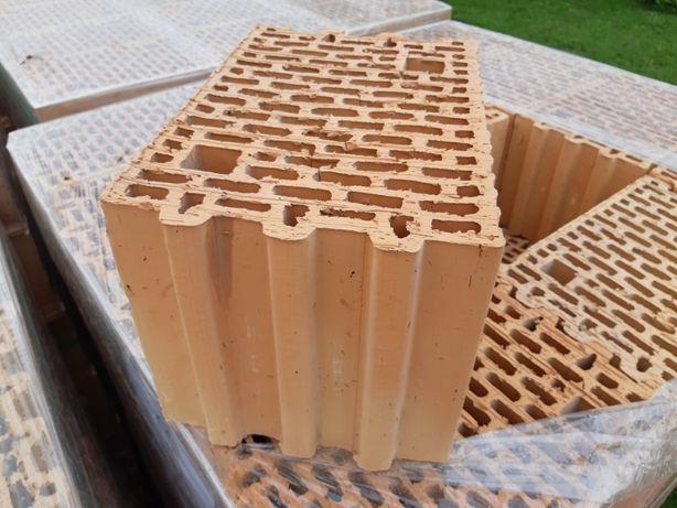 Pustak ceramiczny 250 x 375 x 238 CEGIELNIA STOPKA 25 P+W KL.15