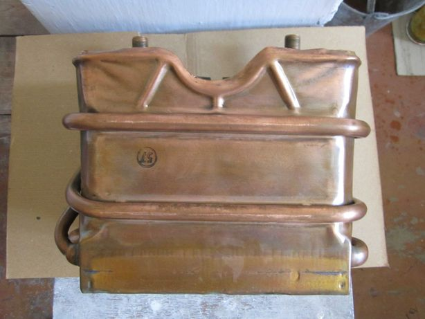 Продам теплообменник от газовой колонки Junkers Bosch WR 275, WR 250