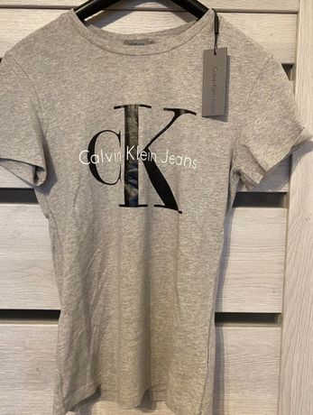 T-shirt ck calvin klein nowy L