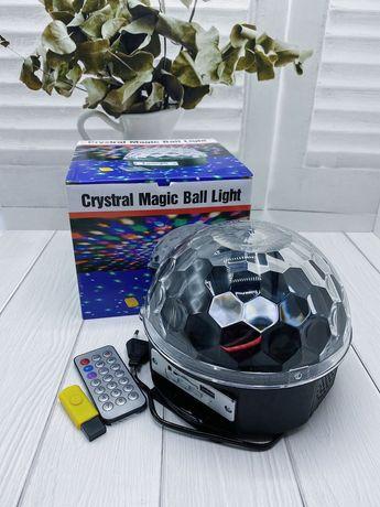 Диско шар MUSIC BALL SD-5150