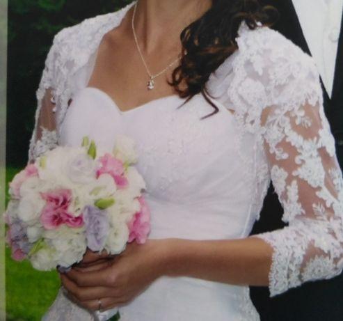 Suknia ślubna super cena! Okazja!