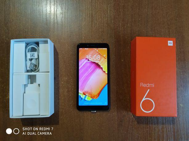 Телефон Xiaomi Redmi 6 3/32