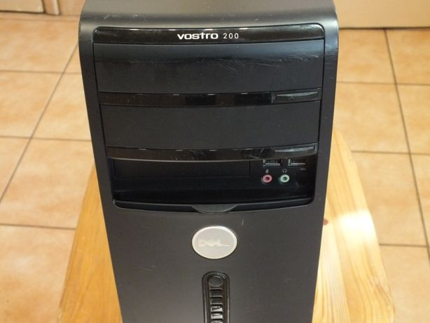 Dell Vostro 200 E7200, 320GB 4 GB RAM, DVD RW + gratis