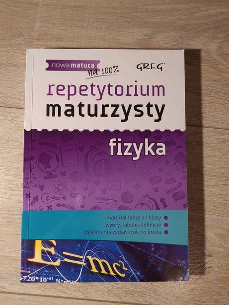 repetytorium maturalne - fizyka - wyd.GREG