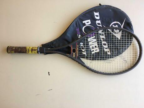 Várias raquetes de ténis