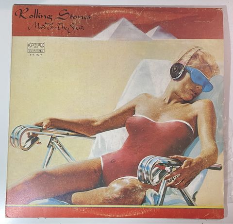 The Rolling Stones Made in The Shape winyl balkaton