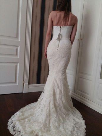 Новое свадебное платье Blue by ENZOANI