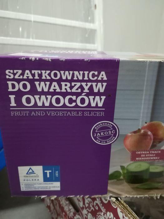 Szatkownica do warzyw i owoców Kraków - image 1