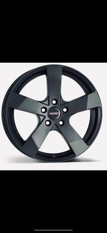 4xFelgi 17 DEZENT + Opony Dunlop Winter Sport VW SKODA SEAT AUDI
