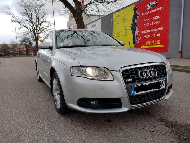 Audi A4 B7 2007r 2x Sline Salon Polska  *Bi-Xenon*  full wyposażenie