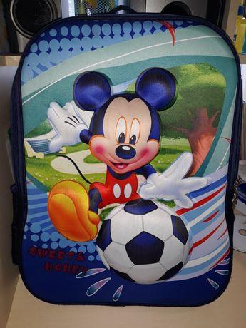Рюкзак шкільний з двома відділеннями