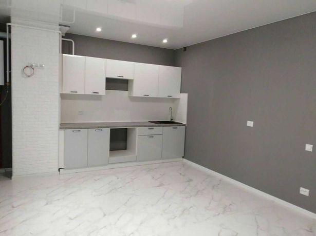 ЖК. Квартира с ремонтом, мебелью, с правом соственности !