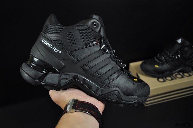 Зимние ботинки ( кроссовки ) Adidas Terrex 465 ( 41 - 46 р. )
