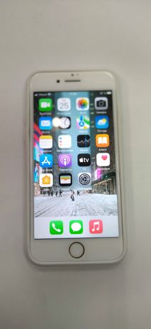 iPhone 7 Silver 128 GB UNLOCK