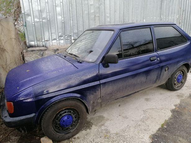 Ford Fiesta mk2 1984 г. 1.1