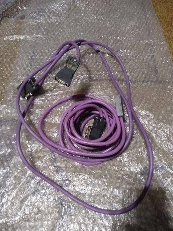 Кабель profibus, коннектор, сетевой соединитель
