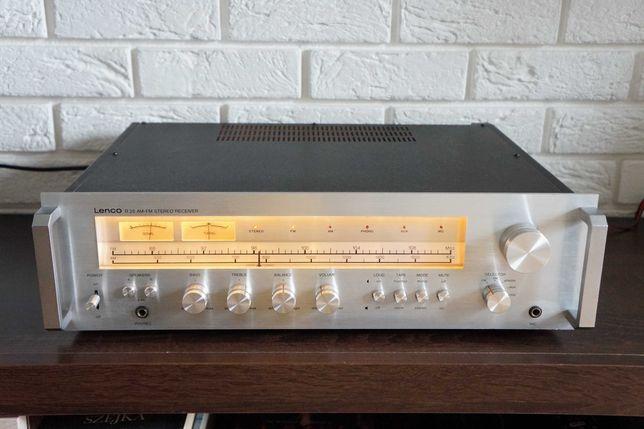 Wzmacniacz, Amplituner LENCO R25 AM / FM 1976/77r