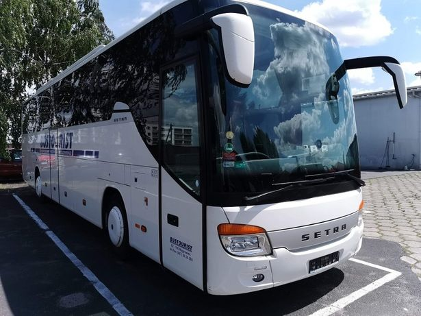 Продаж автобуса SETRA S 415 GT-HD