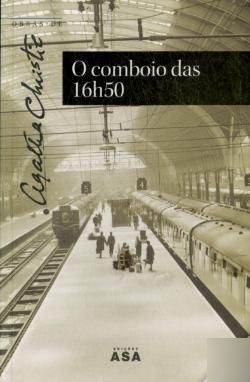 O Comboio das 16h50 de Agatha Christie
