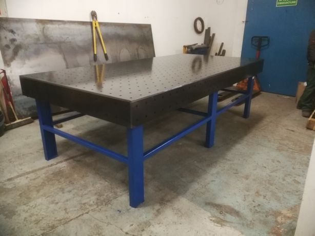 Stół spawalniczy 1500x3000 F-VAT BLACHA #12
