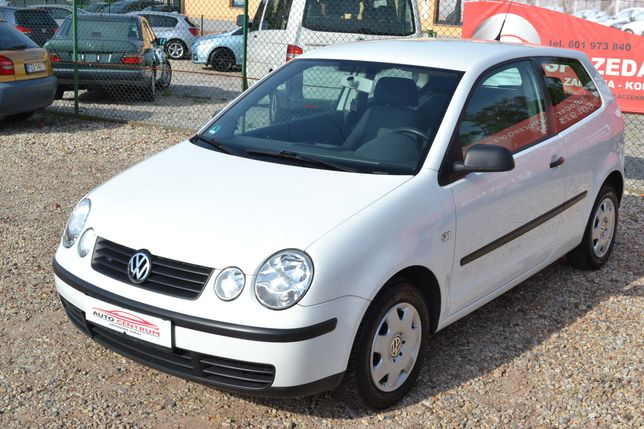 Volkswagen Polo 1.2 Benzyna