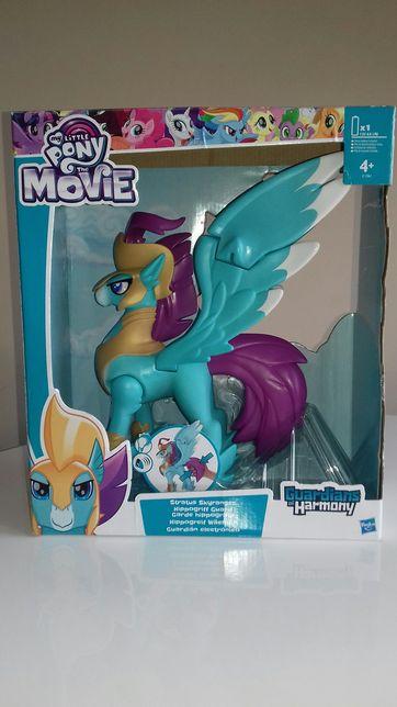 konik koń My Little Pony Gryf GOH strażnik interaktywna