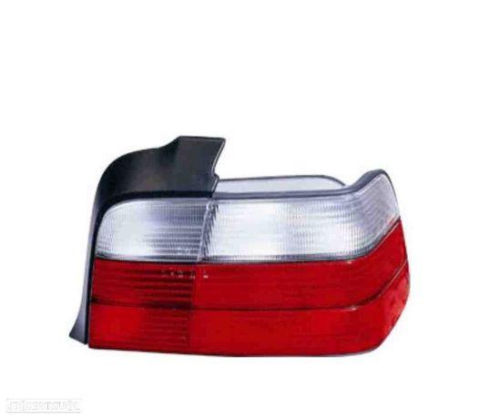 FAROLINS TRASEIROS PARA BMW SERIE 3 E36 4P 90-98