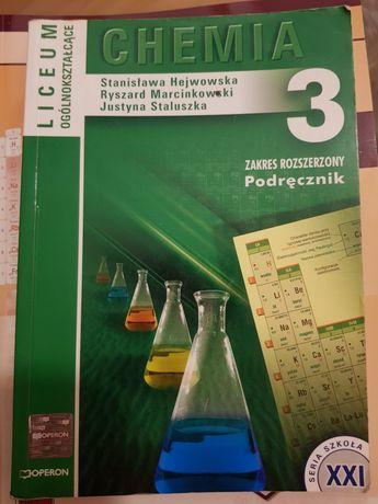 Chemia 3 Operon podręcznik