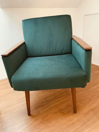 Fotel lisek prl
