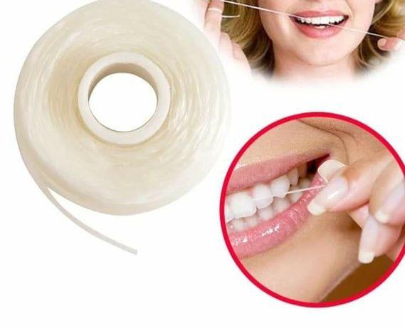 Зубная нить, флоссер в коробке 50м