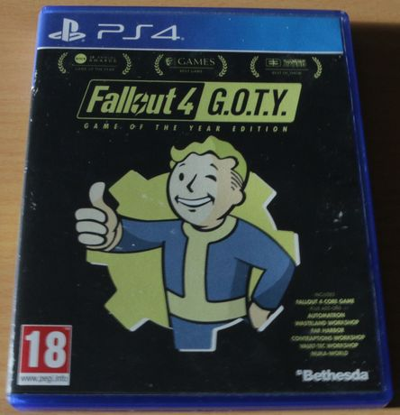 Fallout 4 [GOTY][Game of The Year Edition][Playstation 4]