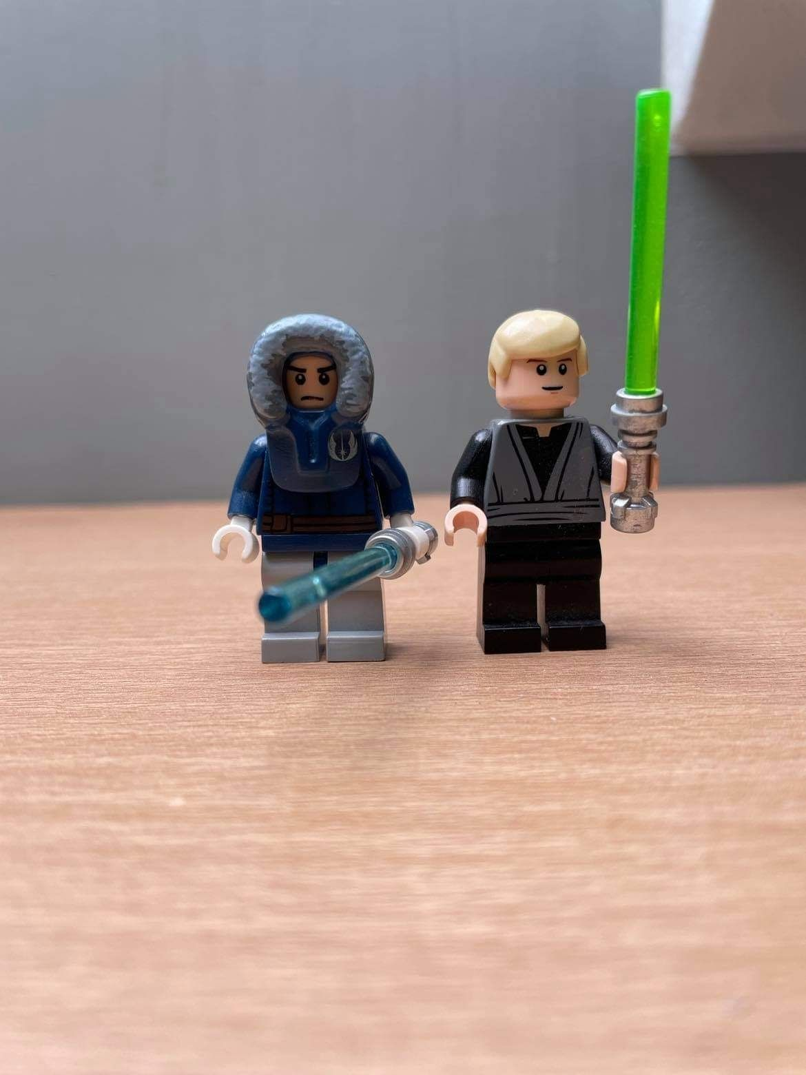 LEGO Star Wars Figurki Luke i Anakin Skywalker