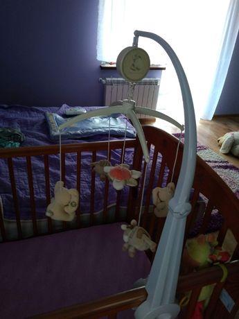 Karuzela do łóżeczka z pozytywką Mamas & Papas - 2 komplet gratis