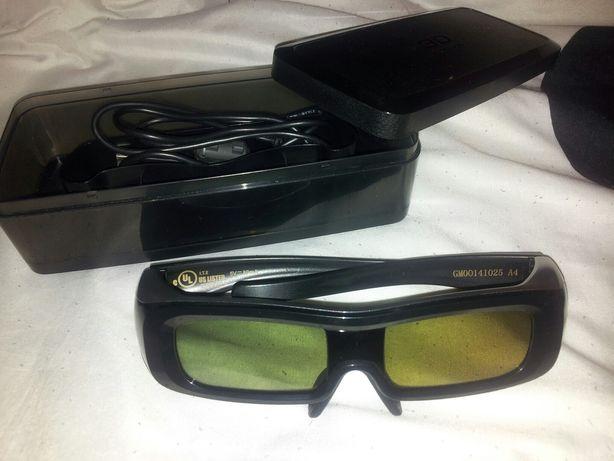Okulary 3d stan idealny