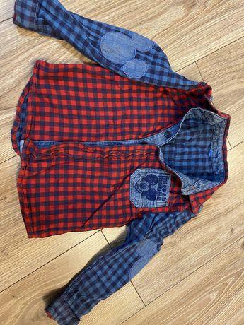 Рубашка для девочки мальчика