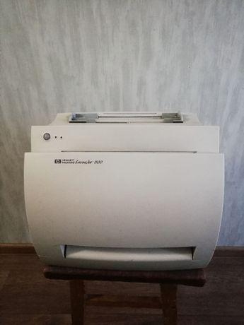 Продам лазерный принтер HP 1100