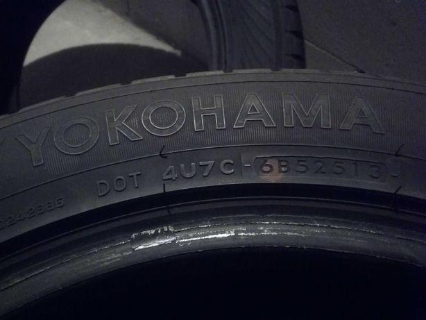 Opony Yokohama