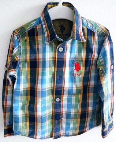 Koszula 2-3 latka U.S. POLO ralph Lauren