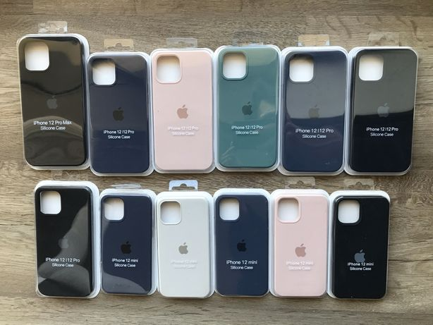 Capas Iphone 12 mini, 12 e 12 PRO (novas e seladas)