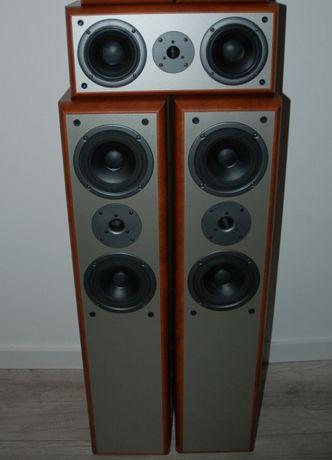Kolumy Tonsil Maestro II 2xPrzód 1xCentralny