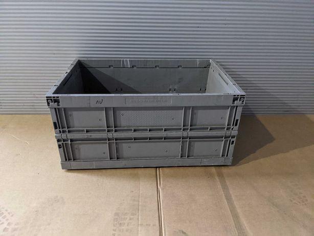 Pojemnik, skrzynka, kasta, magazynowy, transportowy, składany 62l