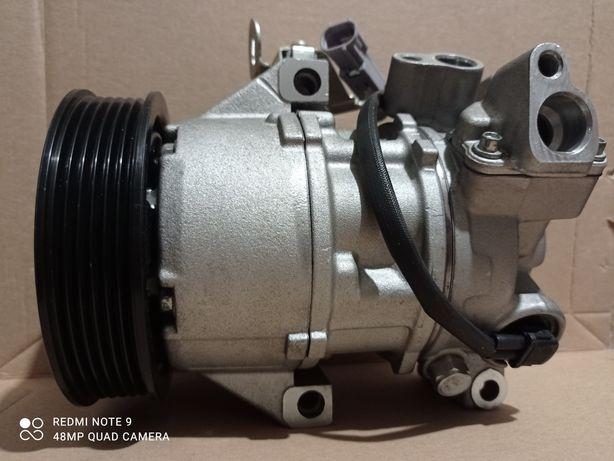 Kompresor sprężarka klimatyzacji Toyota Yaris Auris 1.4 D4D