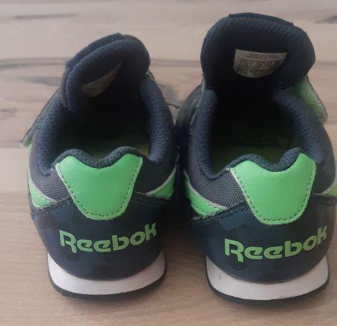 Adidasy Reebok, sandały, zestaw rozmiar 24