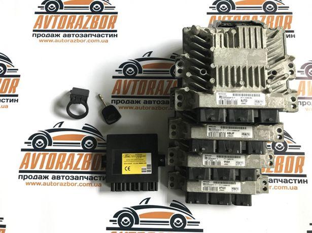 Блок управления двигателем мозги Форд конект Ford connect