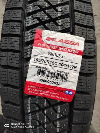 АКЦИЯ!195/70R15C 104/102R WINTUS 2 продам шины Новые