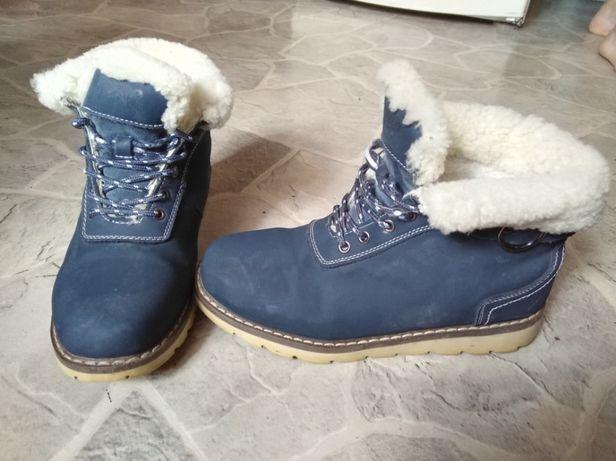 Зимові черевики SUPO